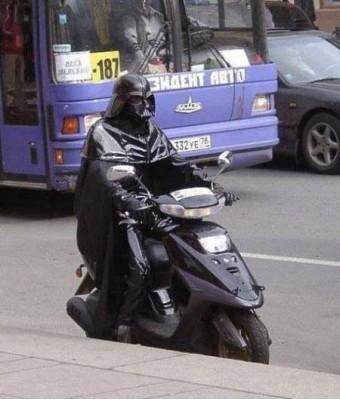 Darth Vader anno 2010