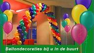 Ballonnen en Ballondecoraties